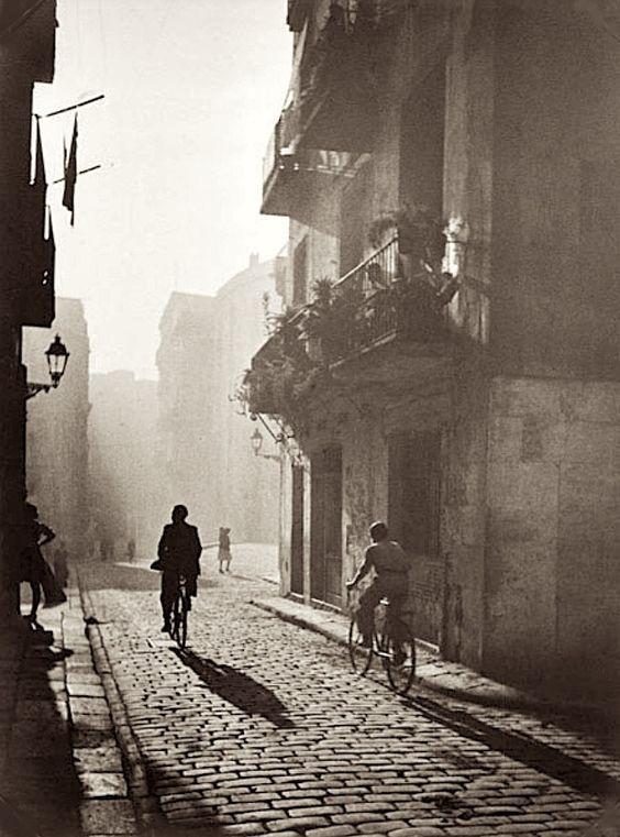 Otho Lloyd - Untitled, Barcelona, Spain, 1946: