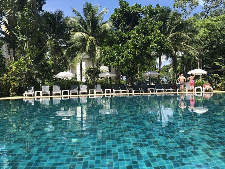 Golden Beach resort, Ao Nang, Krabi