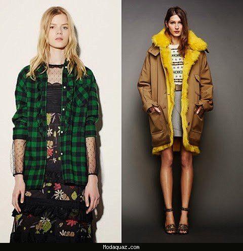 nice Sonbahar kış moda trendleri 2016