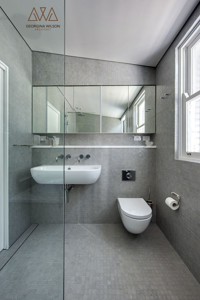 Terrace House Bathroom