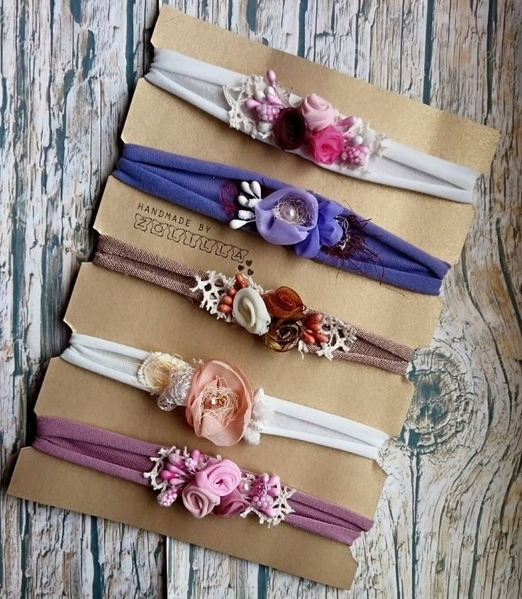 Baby headbands photo props