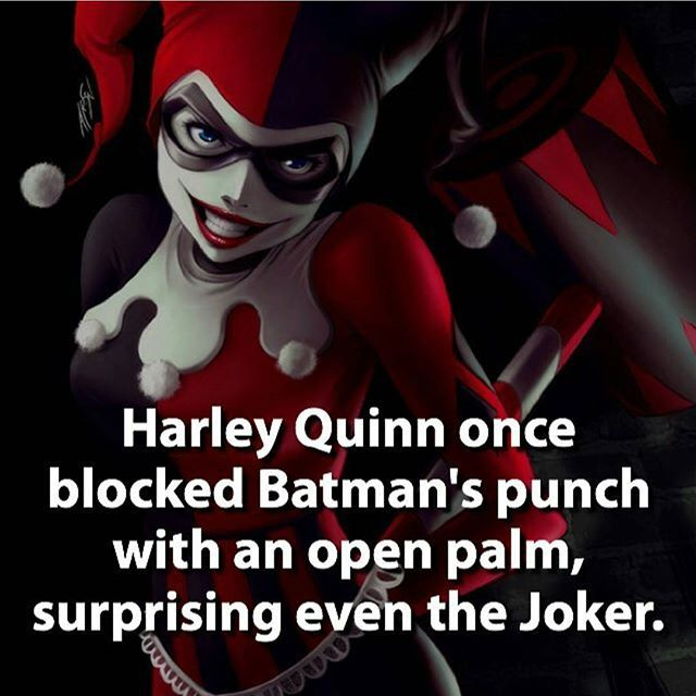 Harley Quinn is full of surprises
