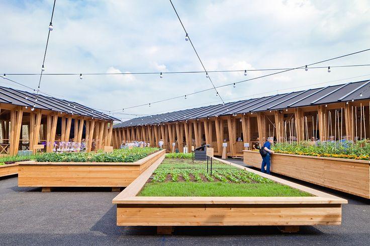 Slow Food Pavilion / Herzog & de Meuron