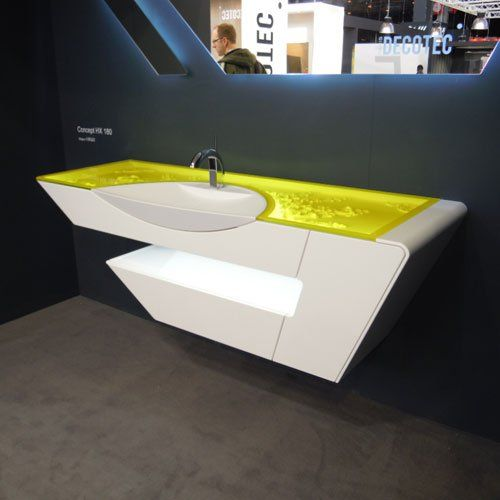 Meuble de salle de bain Concept HX180 – Decotec