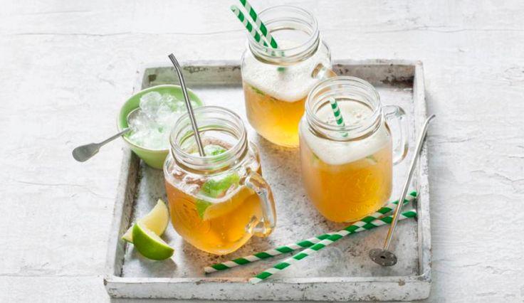 Helemaal hip deze zomer: frisse biercocktail!