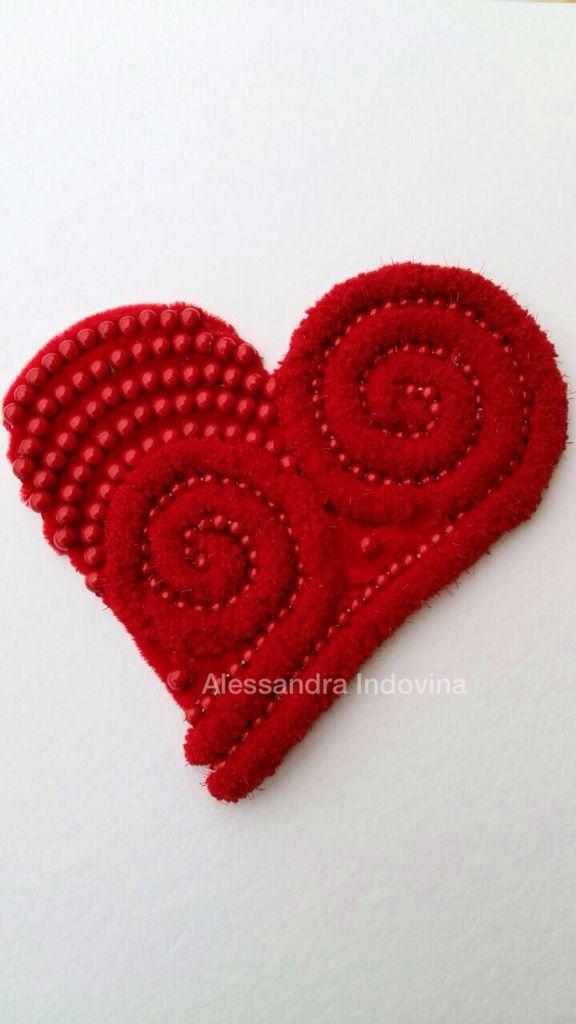 #handmade #heart #alessandraindovina