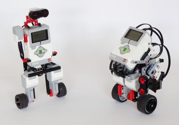 This tutorial will show you how to build and program a self-balancing LEGO MINDSTORMS EV3 robot that can drive around a room autonomously.