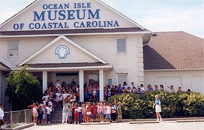 Museum of Coastal Carolina - Ocean Isle Beach, NC - Kid friendly ac... - Trekaroo