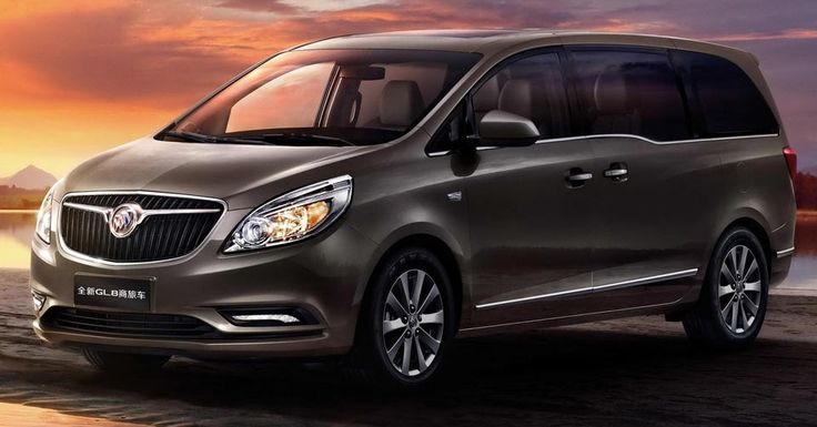 Buick GL8 25S Joins The Brand's Chinese Family With New Engine #Buick #Buick_GL8