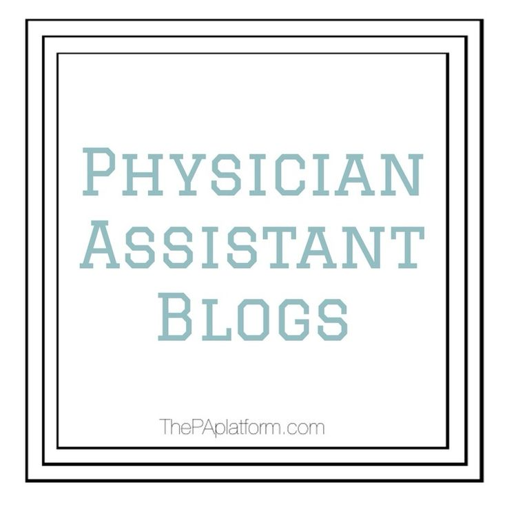 13 best physician assistant images on Pinterest Medical school, Pa