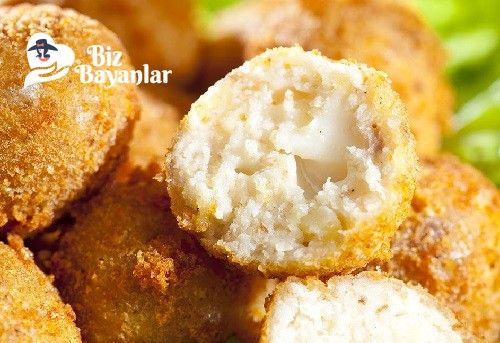 Patatesli Balık Kroket Tarifi Bizbayanlar.com  #Baharat, #Balık, #Galeta, #Patates, #Süt, #Tuz, #Unu, #Yumurta,#BalıkveDenizÜrünleri, #KızartmaTarifleri http://bizbayanlar.com/yemek-tarifleri/et-yemekleri/balik-ve-deniz-urunleri/patatesli-balik-kroket-tarifi/