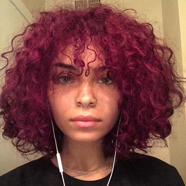 Yadomis Curly Hair Styles Hair Styles Dyed Hair