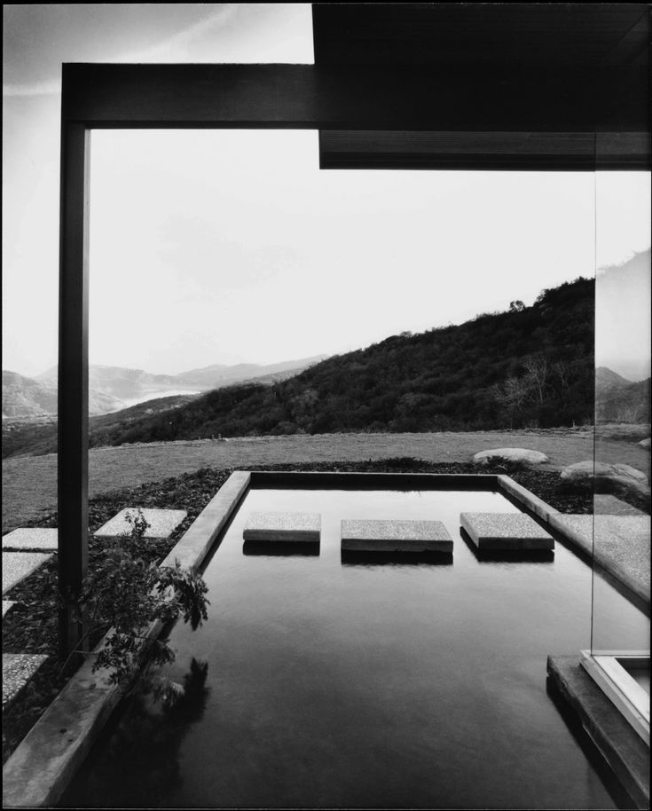 Californian architecture by Julius Shulman
