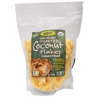 Sweet, coconutty crunch, perfect with yoghurt, granola or as a snack instead of chocolate or crisps. iHerb discount code QOC222