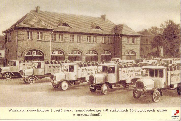 Tyskie Browary Książęce - Kompania Piwowarska SA (Fürstliche