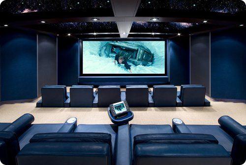 Planetarium them home cinema -- photo #2