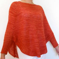 Cocoknits Veronika Pullover Kntting Pattern