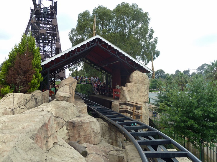 Tower of Terror | Gold Reef City | South Africa