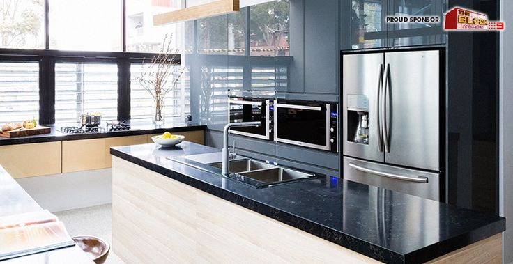 View Simon and Shannon's Kitchen Design | The Good Guys