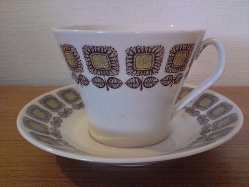 Gefle Helianthus kaffekopp