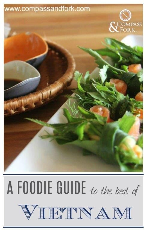 The ultimate foodie guide to Vietnamese food A food lovers guide to the best of Vietnam. Cooking Schools, street food, tours, must try dishes and more. www.compassandfork.com