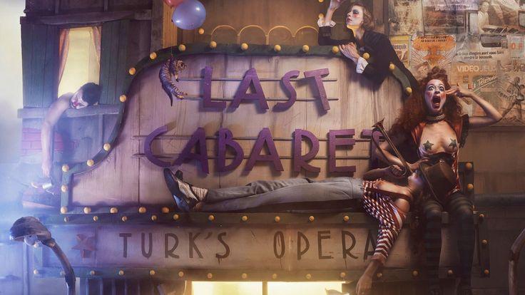 The Melancholy Burlesque of French Photographer Le Turk | Yatzer