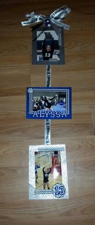 Ideas about volleyball locker signs on pinterest