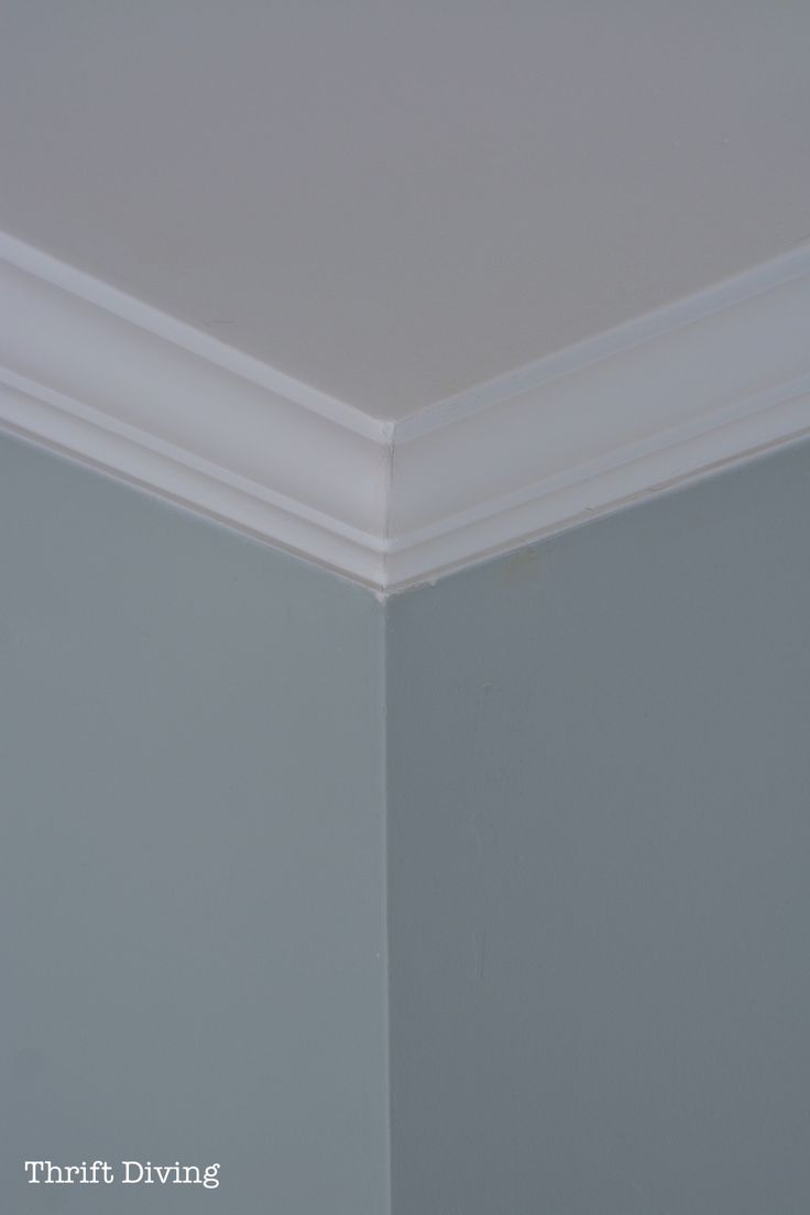 Alternative to crown molding - How To Put Up Crown Molding Like A Novice