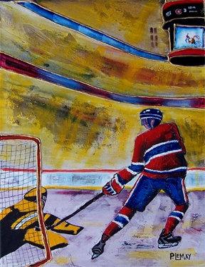 Canadiens de Montréal. When i was a kid the Montréal Canadiens dominated the NHL