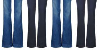 Fashion Quiz: come si portano i pantaloni a zampa? -cosmopolitan.it