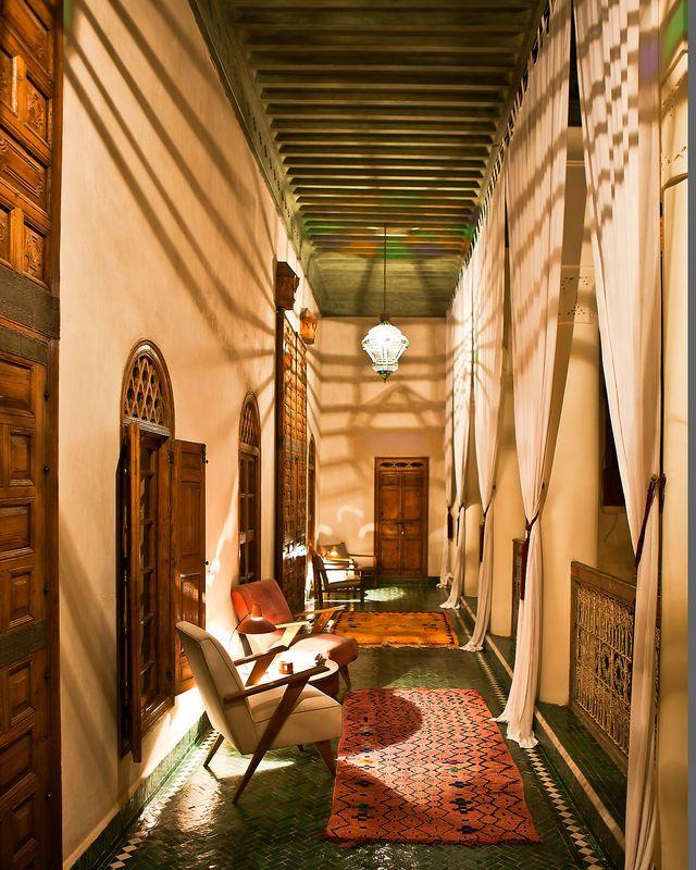 Riad El Fenn boutique hotel