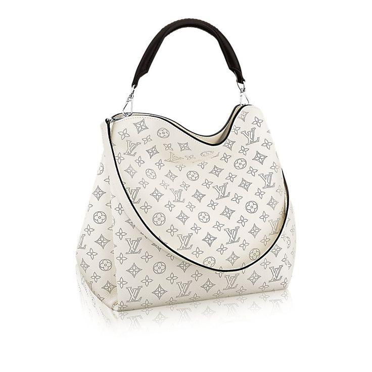 Babylone GM Designer Leather Handbag | LOUIS VUITTON