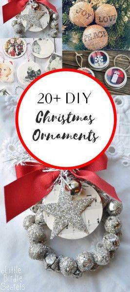 Christmas, Christmas Ornaments, Christmas Ornament DIY, Popular Pin, DIY Holiday, Holiday Decor, Christmas Tree, Christmas Tree Decor, DIY Ornaments, DIY Holiday Decor
