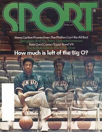 SPORT Magazine, which ran from 1946 to 2000, celebrated what its editors accurately anticipated would be the coming explosion of interest in professional and amateur sport in post-war North America. Take home a piece of history with a SPORT Magazine cover, available as a fine art stretch canvas or fine art print. The image provided may not have undergone restoration work; the final result will have seen this process.