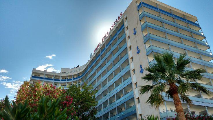 Hotel Tres Anclas de la Playa de Gandia