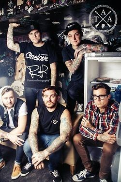 The amity affliction  Throwback