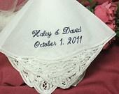 Wedding Handkerchief Tradition