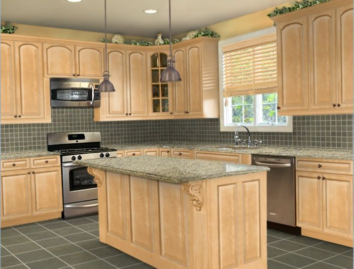 Colors For A Kitchen Wall   Hereu0027s My Virtual Kitchen Before: Part 24