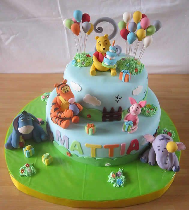 su Torte Di Compleanno Per Bambini su Pinterest  Torte di compleanno ...