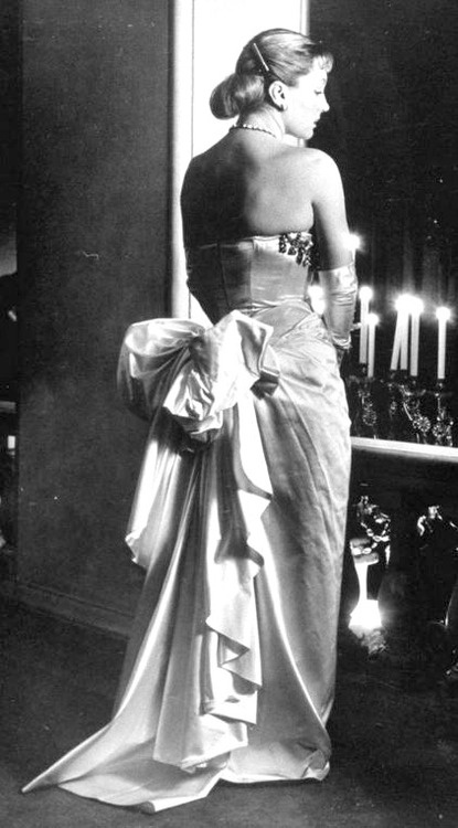 Jacques Fath Gown <3 March 1948