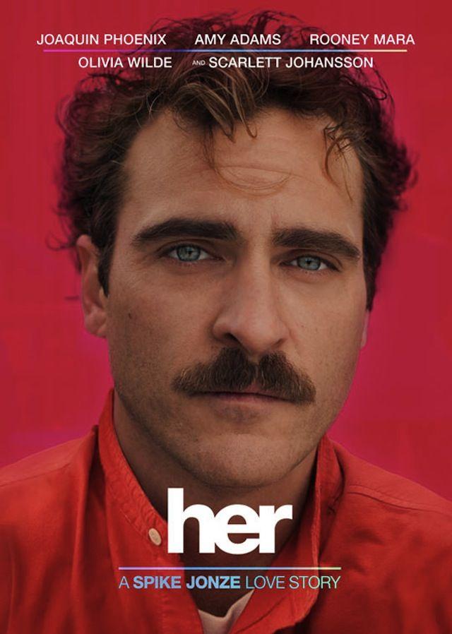 """""""Her"""", le nouveau film de Sike Jonze avec Joaquin Phoenix et Scarlett Johansson"""