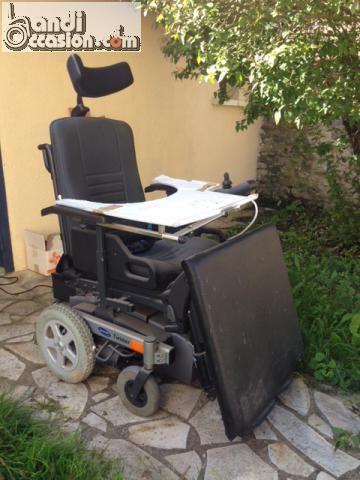 fauteuil électrique invacare