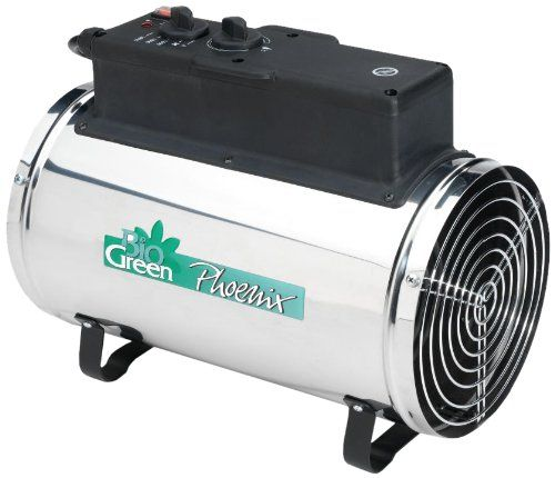 Biogreen PHX 2.8/GB Phoenix Electric Fan Heater 1.0/ 1.8 /2.8KW *** Read more details by clicking on the image. #GardenFurnitureandAccessories