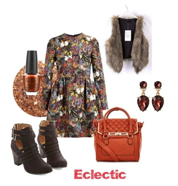 My style today! Eclectic look - Top 7 tinute care sa te inspire in acest sezon!