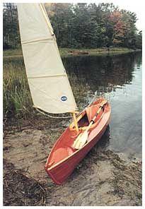 Sailing Canoe