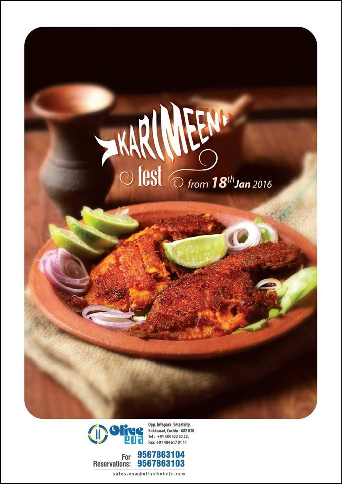 Prepare your taste buds for gastronomic ecstasy with Karimeen fest