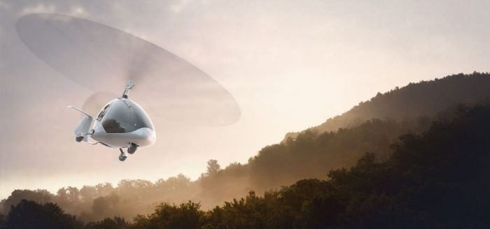 2sympleks – Aviation Artur Trendak – Twistair v2 #transportdesign #transport #design #gyroplane #gyrocopter