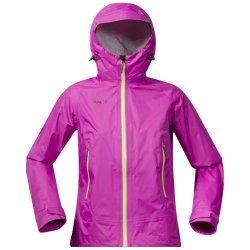 Bergans SKY LADY JACKET %SALE 35% - Womens windproof breathable rain jacket