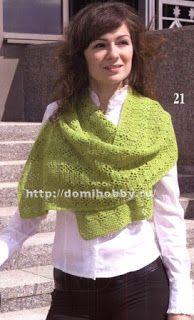 sciarpe   Hobby lavori femminili - ricamo - uncinetto - maglia
