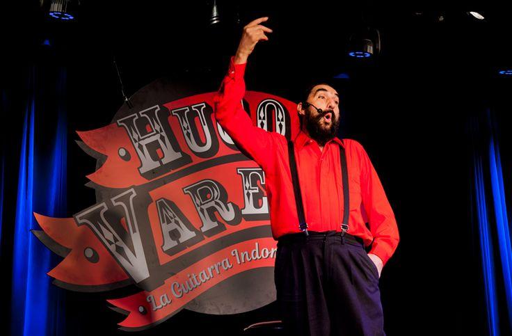 Contratar a Hugo Varela: http://worldmusicba.com/contratar-a-hugo-varela/